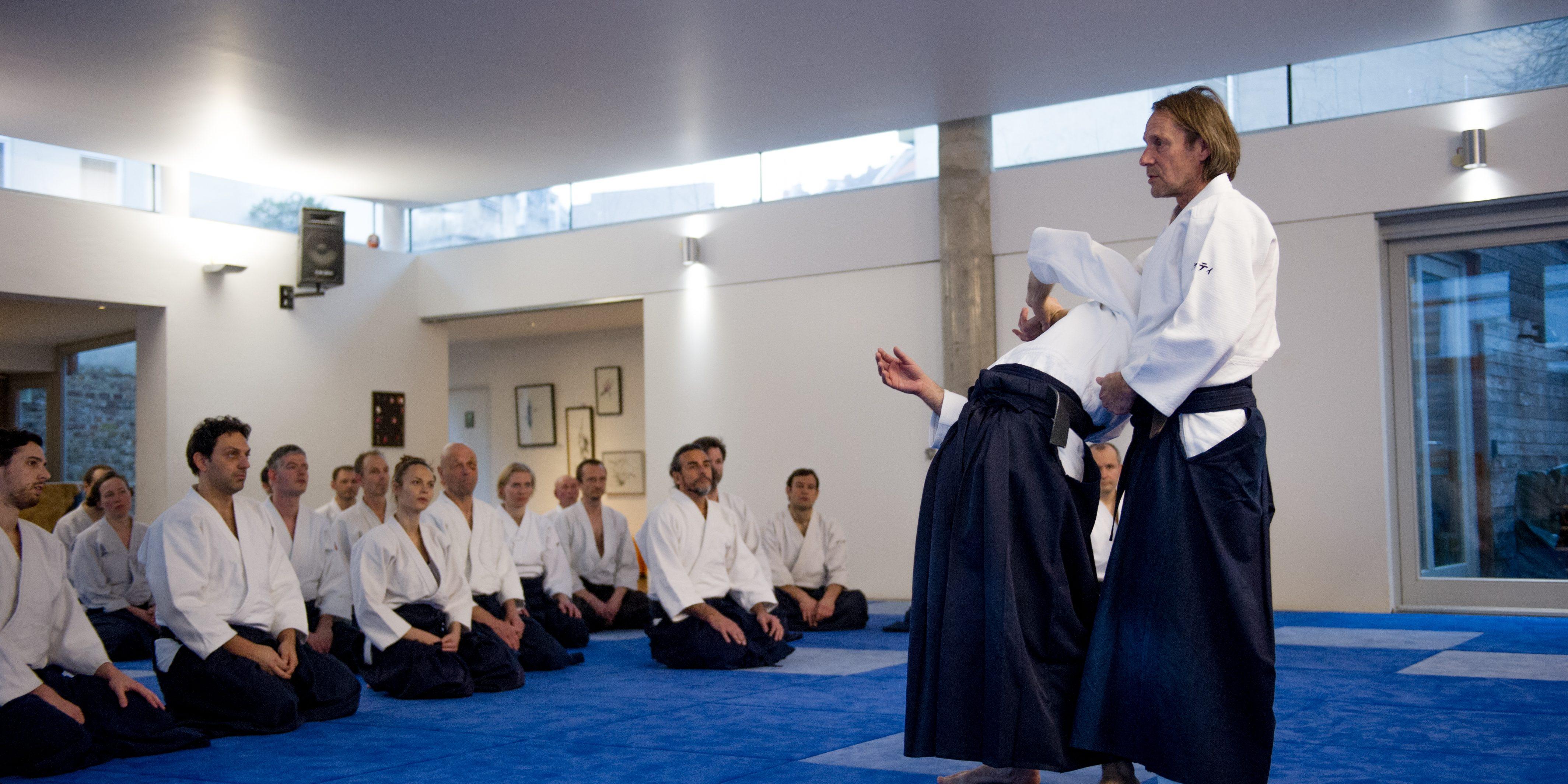japanische form der selbstverteidigung